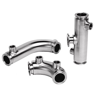 Jacketed Fittings, Valves and Tubing Assemblies