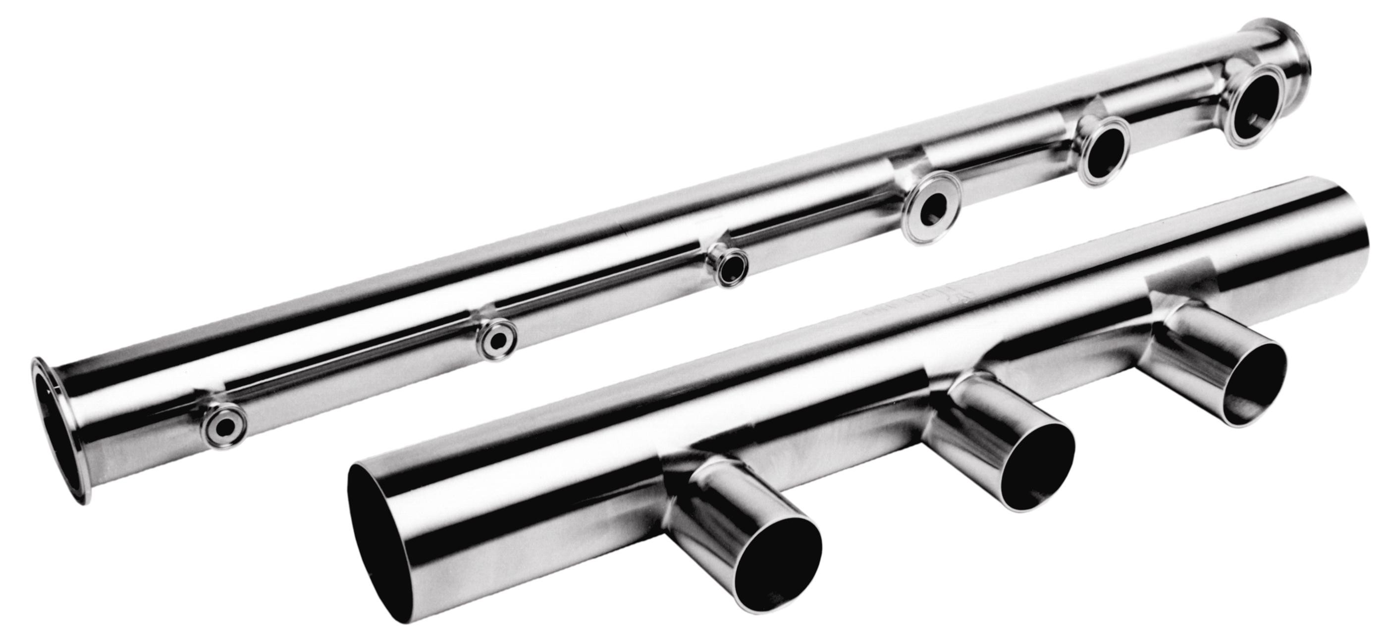 Custom Sanitary Manifolds